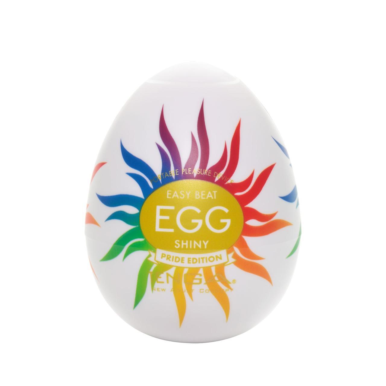 Мастурбатор яйце Tenga Egg Shiny Pride Edition