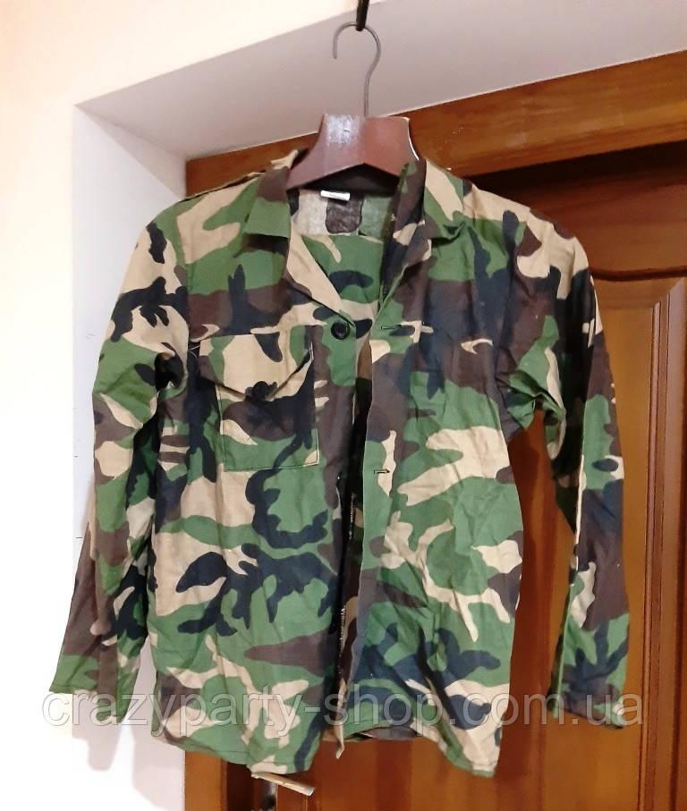 Костюм карнавальный Военный 164 см б/у