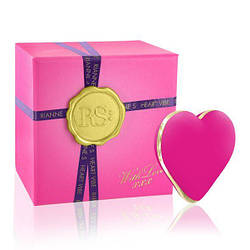 Вібратор-сердечко Rianne S: Heart Vibe Rose, 10 режимів роботи, медичний силікон