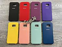 Чехол Soft touch для Samsung Galaxy S7 Edge (8 цветов)