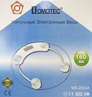 Напольные весы Domotec 2003a до 180 кг (шаг 0,1 кг), фото 1