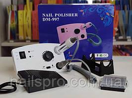Фрезер для манікюру Drill pro ZS 602 65 Вт 35 000 об, Білий
