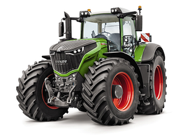 Іграшка-трактор Fendt 1000 Vario