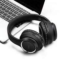 Наушники HOCO W28 Journey wireless headphones Black