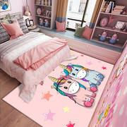 Безворсовый ковер в детскую комнату 140*190 см