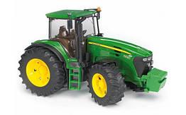 Іграшка трактор John Deere 7930 with dual wheels