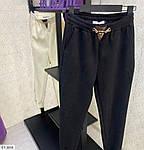 Спортивные штаны женские (Батал), фото 3