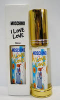 Женская туалетная вода Moschino Cheap and Chic I Love Love (Москино Чип энд Чик Ай Лав Лав), 30 мл