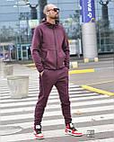 Теплый мужской спортивный костюм, фото 2