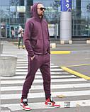 Теплый мужской спортивный костюм, фото 3