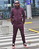 Теплый мужской спортивный костюм, фото 5