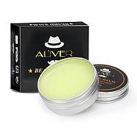Бальзам для ухода за бородой и усами с пчелиным воском ALIVER Beard Balm 30г