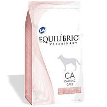 Лечебный корм для собак с болезнями сердца Equilibrio Veterinary Dog Cardiac 7,5 кг