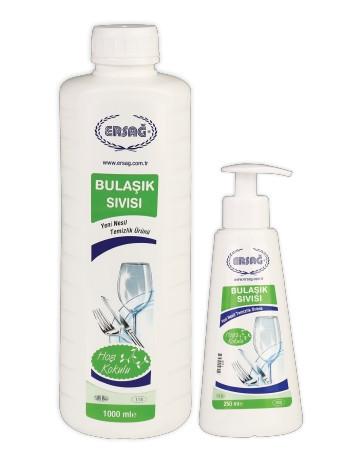 Жидкость для мытья посуды с дозатором Ersag 1000ml
