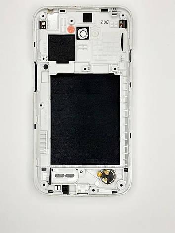 Корпус с рамкой LG D325 L70 черный , б.у., фото 2