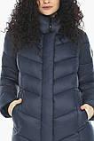 Женская куртка зимняя удлиненная, фото 3