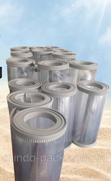 ПВХ завесы с магнитными стыками (45см ширина, 2 мм толщина)