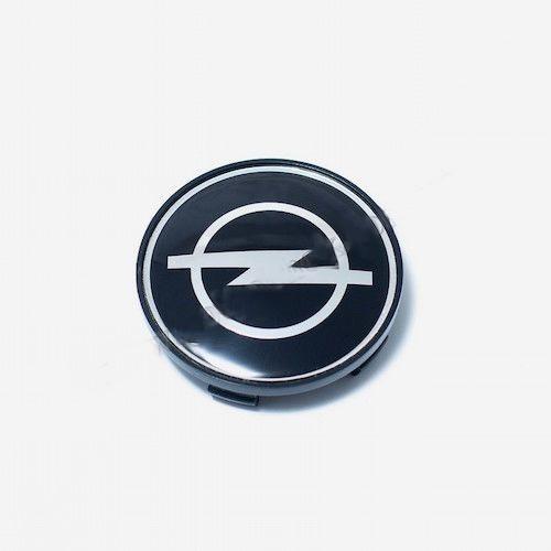 Колпачок для диска    Opel черный/хром лого для BMW дисков (68 мм)