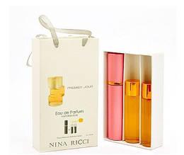 Nina Ricci Premier Jour edt 3x15ml - Trio Bag