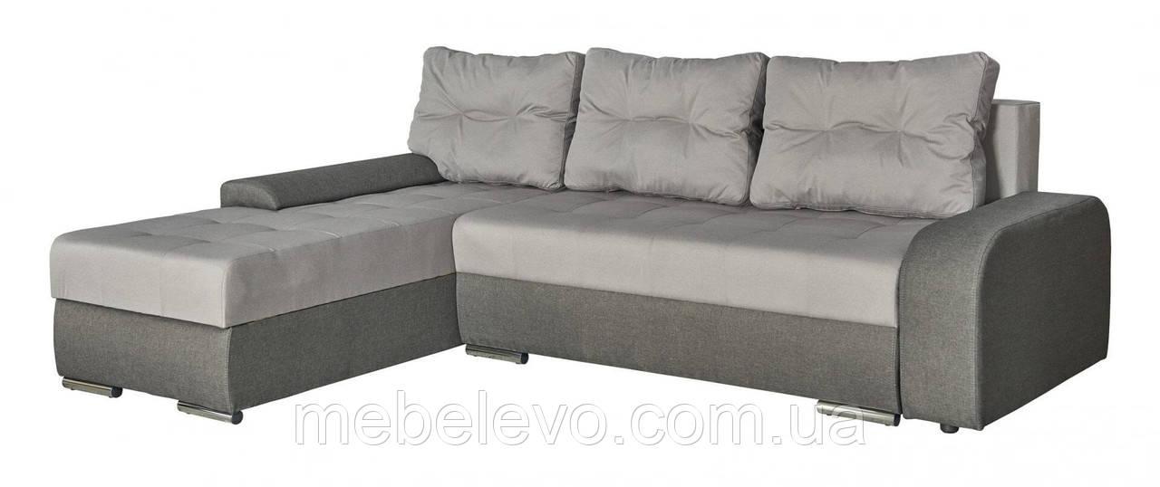 Угловой диван  Женева 900х2570х1900мм    Мебель-Сервис