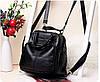 Оригинальная сумка рюкзак для модных девушек, фото 4