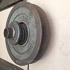 Шкив вариатора вентилятора очистки комбайна ДОН-1500Б, Акрос, Вектор, фото 3
