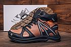 Кожаные зимние мужские ботинки в стиле MERRELL SLAB Olive, фото 3