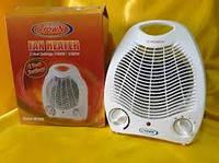 Тепловентилятор 2000 Вт.Электрический.