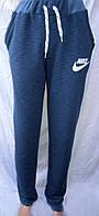 Женские спортивные штаны флис манжет