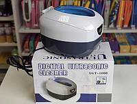 Ультразвуковая мойка-стерилизатор VGT 1000 750 мл 35 Вт