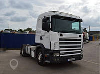 Лобове скло для Scania (Сканія) 4 SERIES (84/94/114/144) (1995-2007)