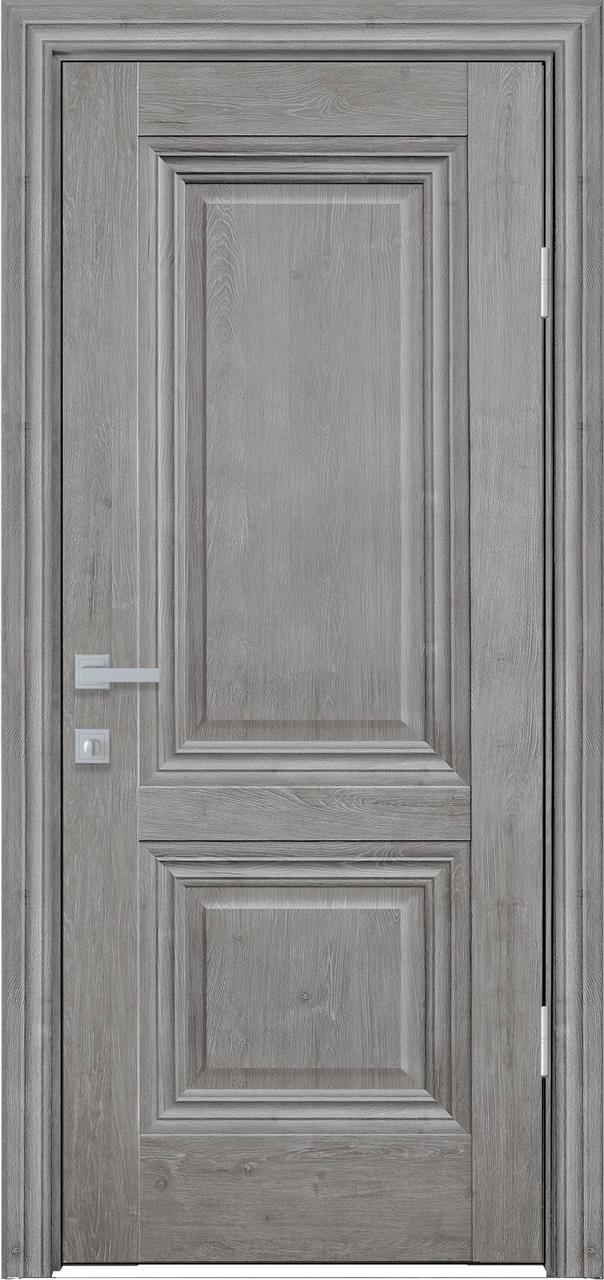 """Дверь межкомнатная """"Новый Стиль"""" модель Канна, орех скандинавский (глухая)"""