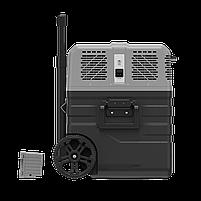 Компресорний автохолодильник Alpicool ENX42 (42 літри). Режим роботи +20℃ до -20℃ 12/24/220V, фото 4