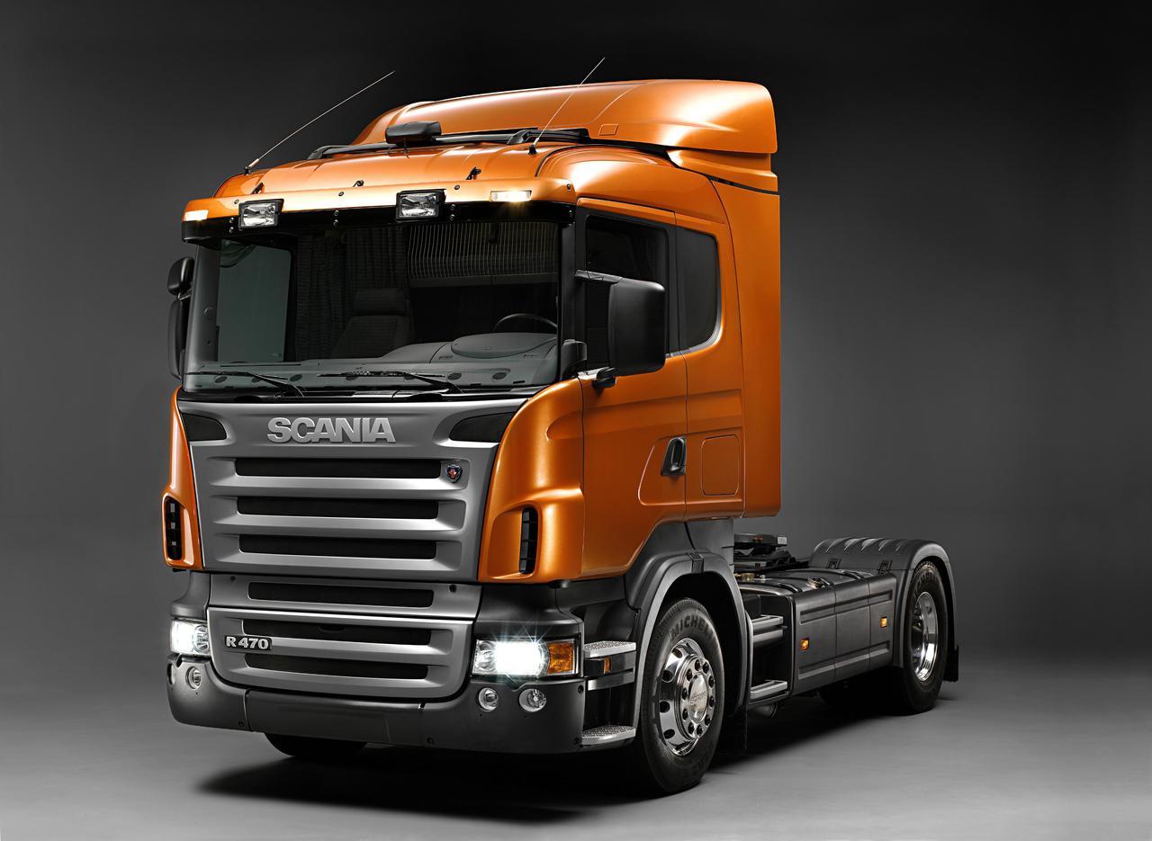 Лобовое стекло для Scania (Скания) R-SERIES/G-SERIES/P-SERIES (2004-2016)