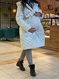 Пальто для беременных зимнее, фото 2