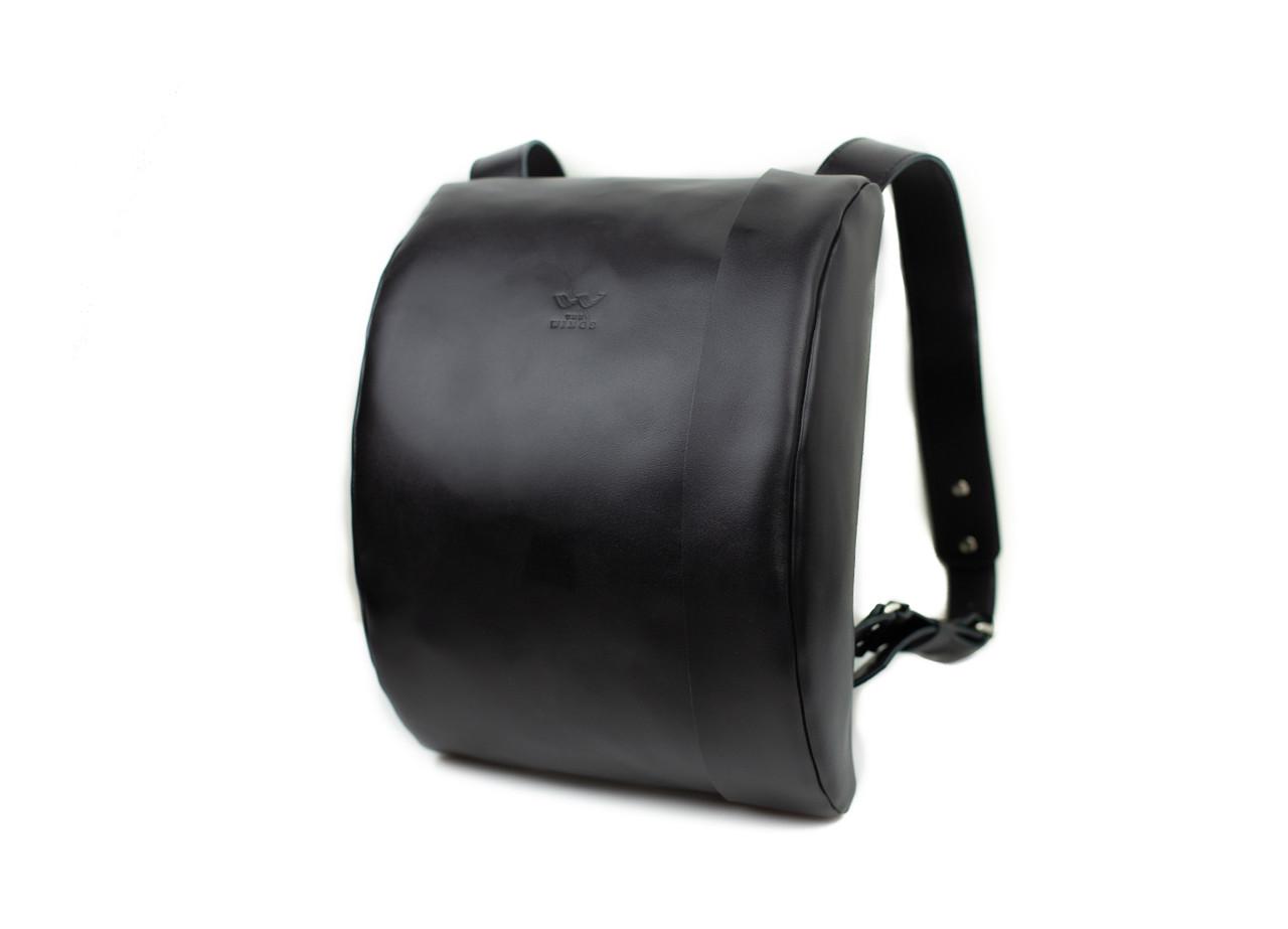 Кожаный рюкзак Cloud S черный