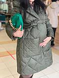 Пальто для беременных зимнее, фото 6