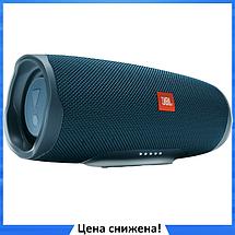 Портативная колонка JBL CHARGE 4 синяя - беспроводная Bluetooth колонка + Power Bank (Реплика), фото 2