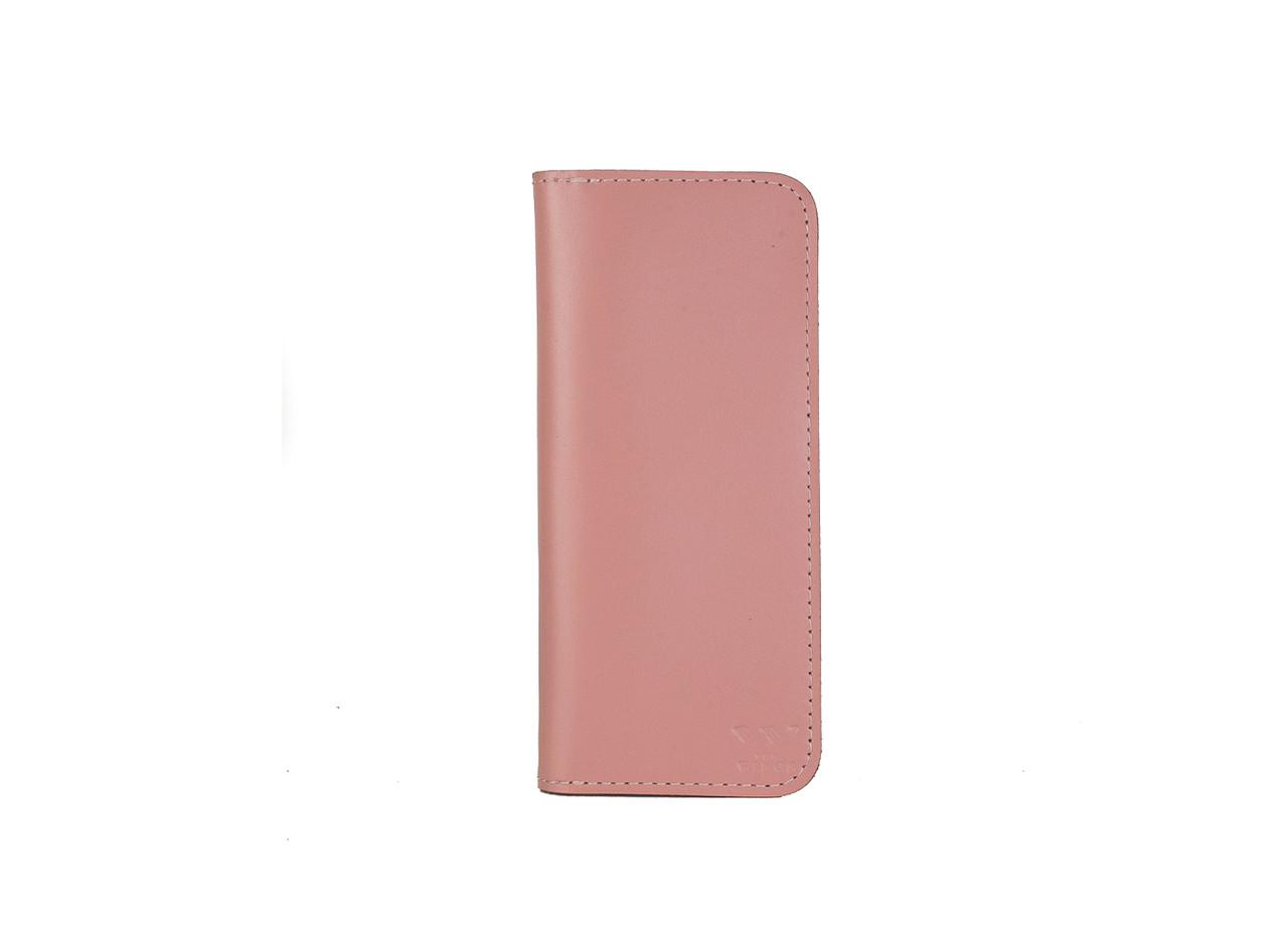 Портмоне Middle рожеве