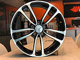 Колесный диск Monaco CL1 17x7 ET45, фото 3