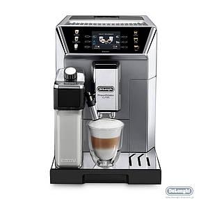 Кофемашина автоматическая Delonghi PrimaDonna Elite ECAM 550.85.MS, фото 2