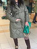 Куртка зимняя для беремености, фото 7