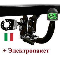 Фаркоп быстросьемный горизонтальный на Land Rover Freelander (с 2007--) Umbra Rimorchi (Италия)