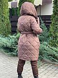 Куртка зимняя для беремености, фото 4