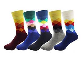 Набор мужских носков Smart-casual от Friendly Socks (5 пар)