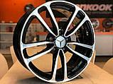 Колесный диск Monaco CL1 17x7 ET45, фото 4