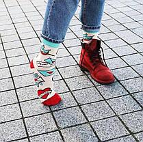 Стильные носочки LOVE TATTOOS, фото 2