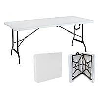 Туристический стол для кемпинга KESSER® 183см складной столик Германия садовый А1
