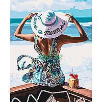 Набор для рисования Идейка Картина по номерам ИKHO4578 Leave a message 40х50 см