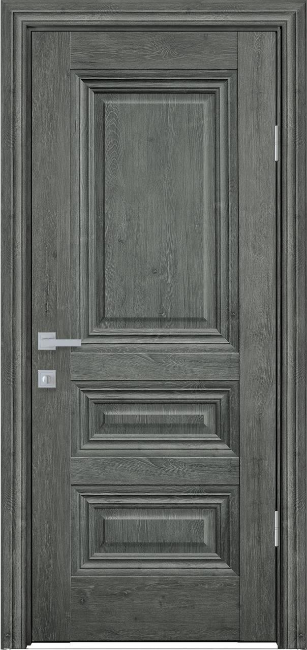 """Дверь межкомнатная """"Новый Стиль"""" модель Камилла, орех сибирский (глухая)"""